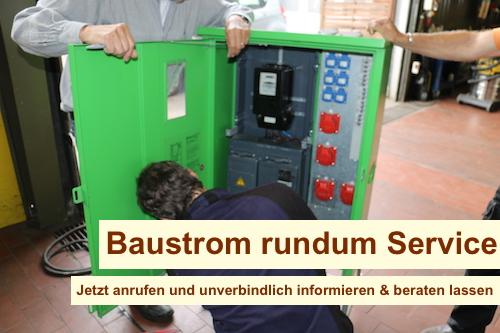 Baustrom Oberhavel