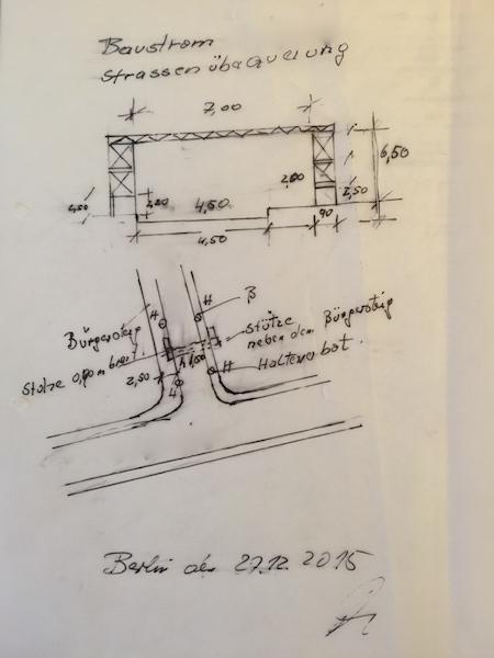 Baustrom Potsdam - Planung Baustromanlagen